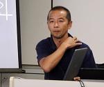 TECセミナーの講師を務めた、PADIジャパンTECコンサルタントの豊田聡氏