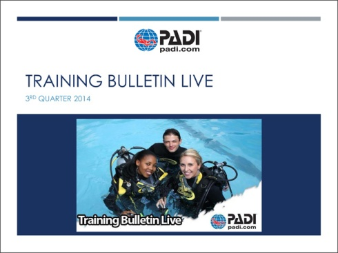 Training Bulletin LIVE 3Q14.p