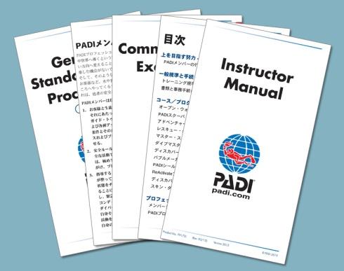 PADI Instructor Manual