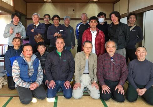 「伊豆大島ダイビング連絡協議会」主宰の安全講習会1